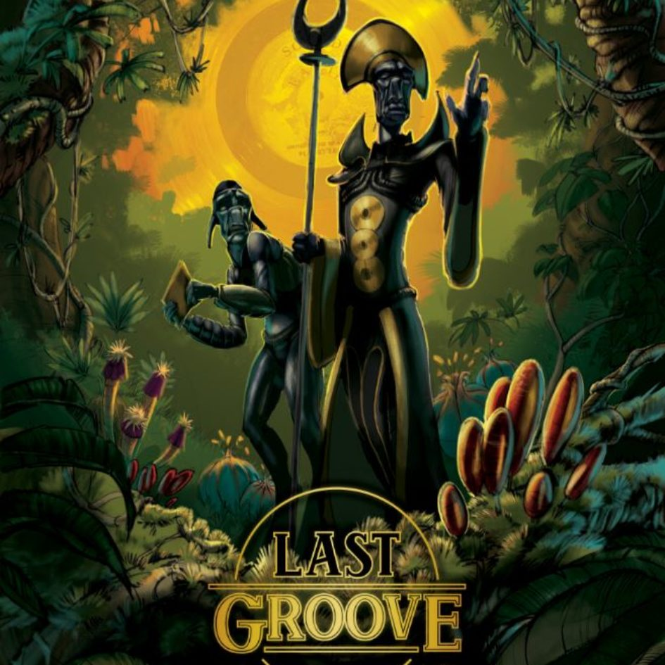 affiche last groove