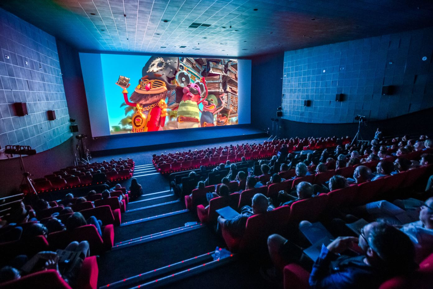 Jury 2019 gaumont film oeil pour oeil