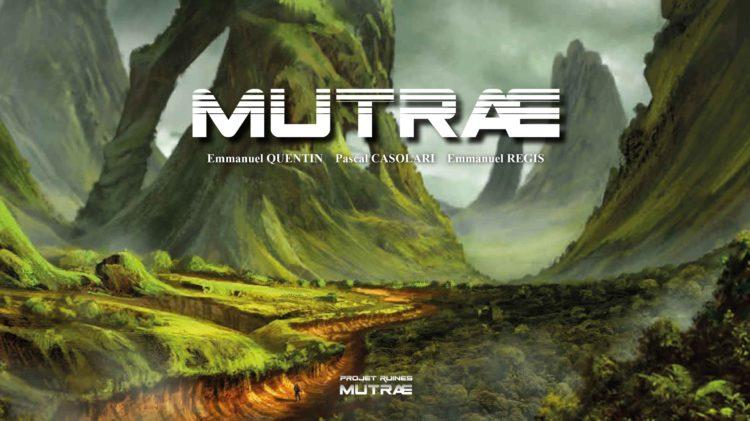 Mutræ, un livre unique mêlant illustrations et ambiances sonores