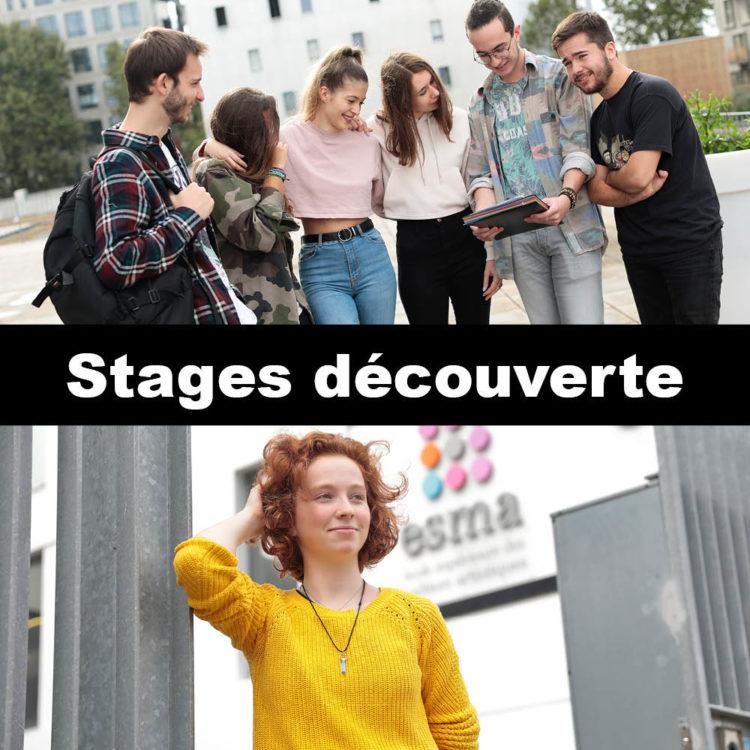 Stages Découverte ESMA