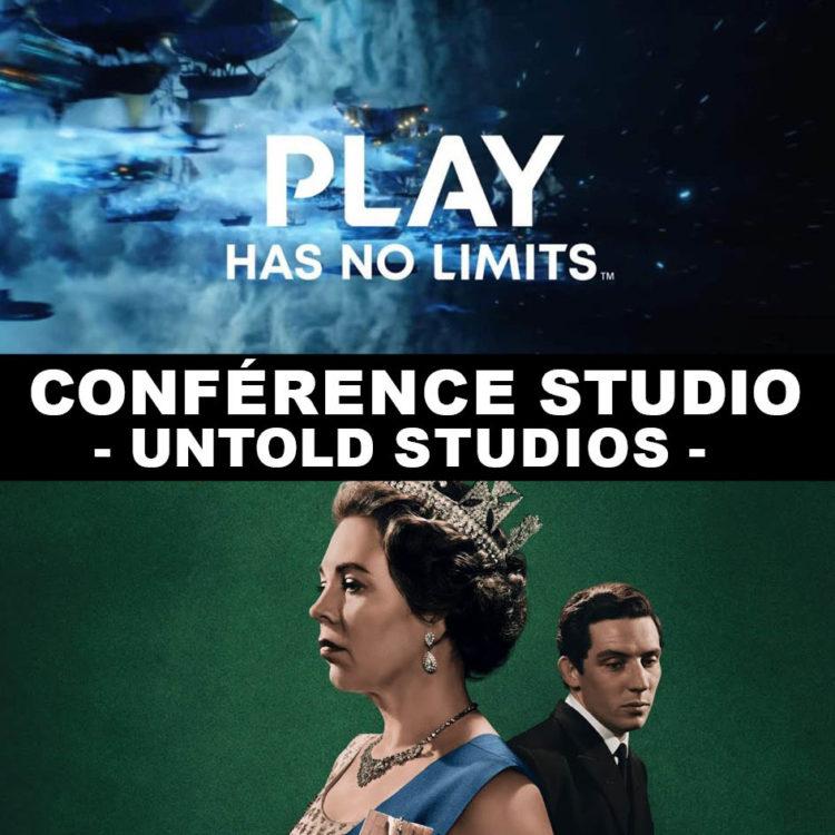 Conférence studio - Untold