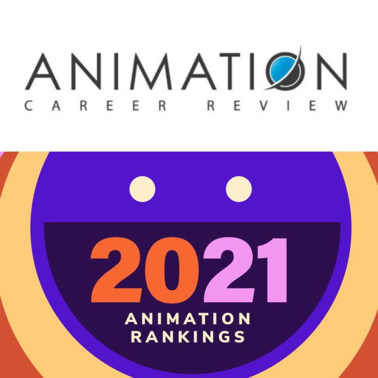 ESMA: 3rd best CG animation school in France & 7th best in the world!