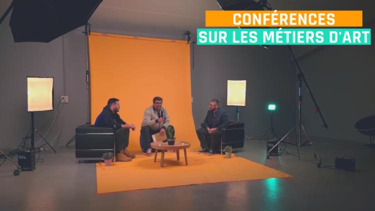 Toulouse : Conférences de professionnels sur les métiers d'art